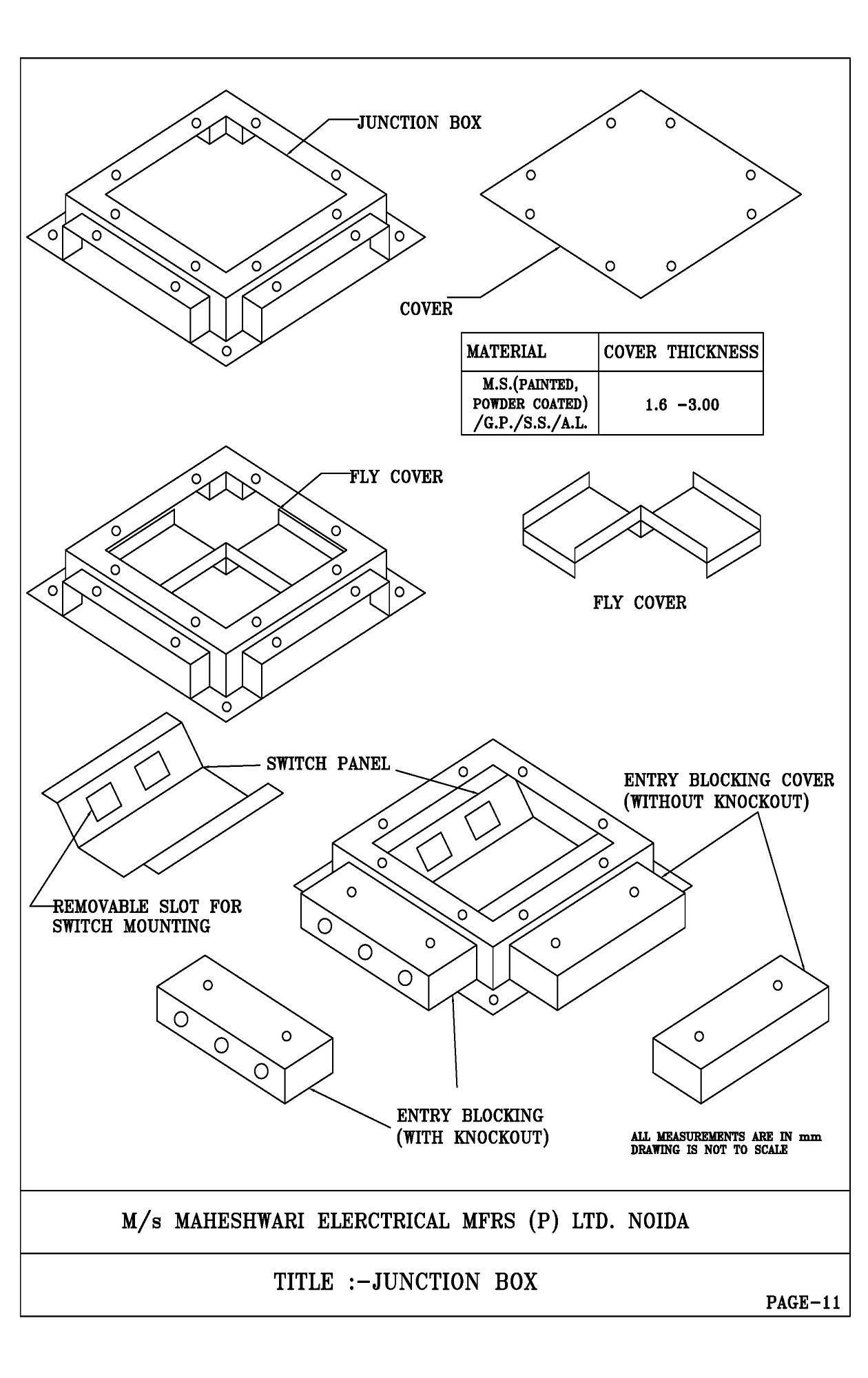 Box Base Reinforcement